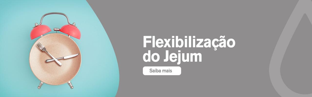 You are currently viewing Flexibilização do Jejum