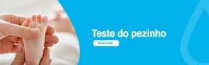 Read more about the article Teste do Pezinho