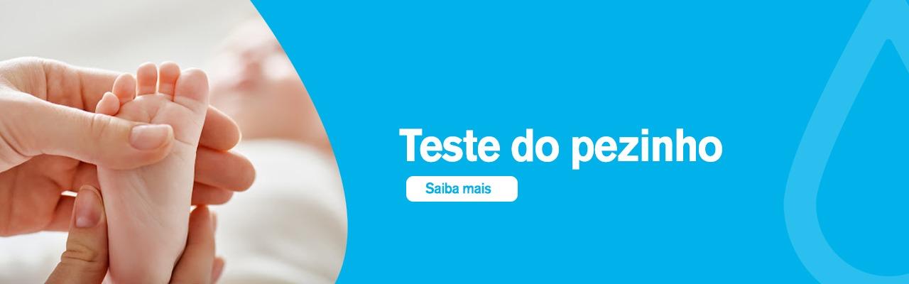You are currently viewing Teste do Pezinho
